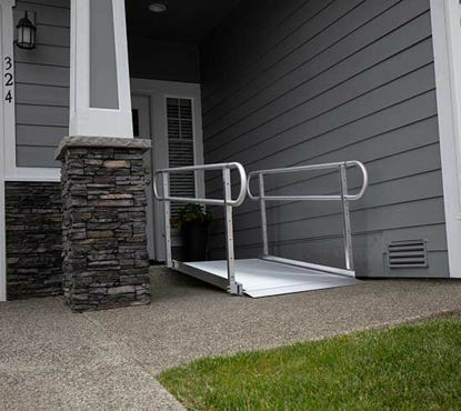 Gateway 3G Ramps with Two-line Handrails