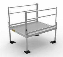5x4  Platform for the Pathway 3G Handicap Ramp System